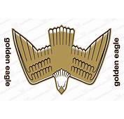 Jeep Wrangler Retro Golden Eagle Hood Decal Kit In Full