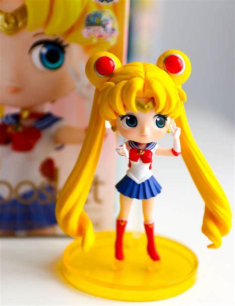 Qposket Sailor Moon sailor moon archives komonogatari