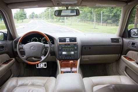 automotive air conditioning repair 1999 lexus ls instrument cluster sell used 1999 lexus ls400 bagged vip inspired in waldorf maryland united states for us 9 500 00