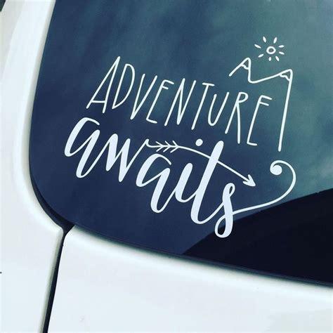 Car Sticker Ideas by 25 Best Ideas About Car Window Decals On Pinterest Car