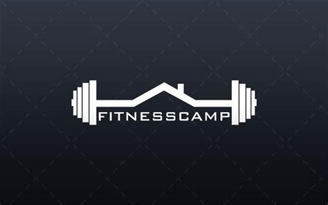 fitness boot camp dumbbell logo  sale lobotz