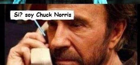 Memes De Chuck Norris - memes graciosos de famosos