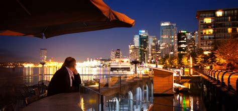 top bars in vancouver best vancouver rooftop patios 2014