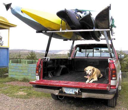 Kayak Racks For Truck Beds by How To Choose The Right Kayak Roof Rack Go Kayak Now
