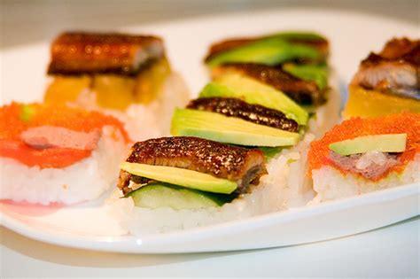 Sushi types Narezushi