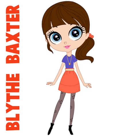 how to pet a how to draw blythe baxter from littlest pet shop with easy steps tutorial how to
