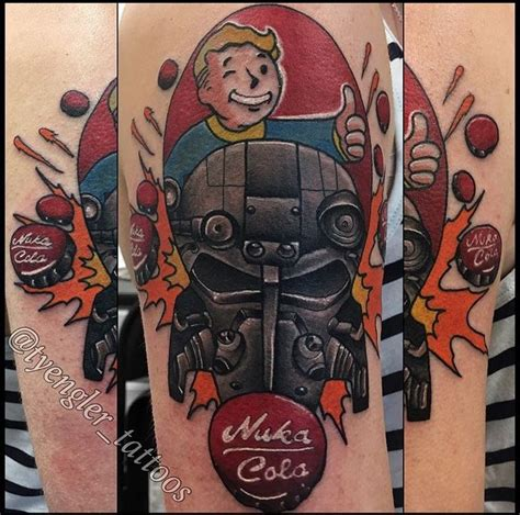 tattoo new vegas 61 best tattoos images on pinterest fallout tattoo
