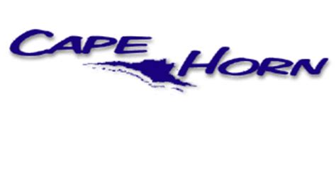cape horn boat logo cape horn