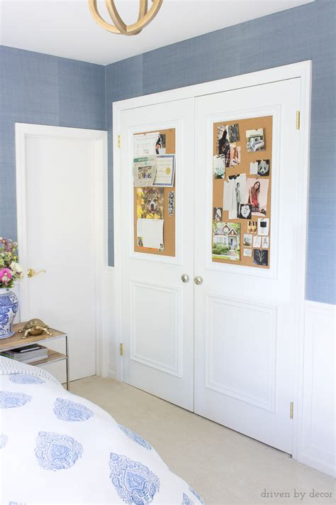 decorating closet doors my five favorite ideas for decorating rooms driven by decor