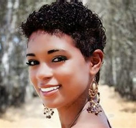 s curl hair styles for blackwomen curly short hairstyles for cute black women