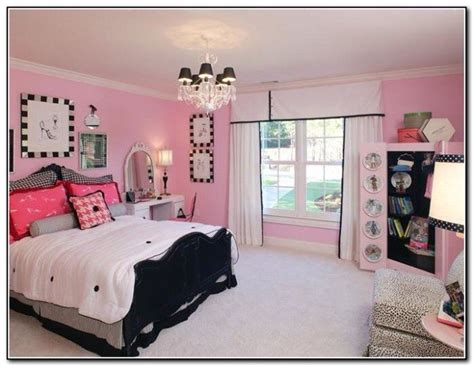 big bedrooms tumblr big classy pink and black girls bedroom tumblr bedroom