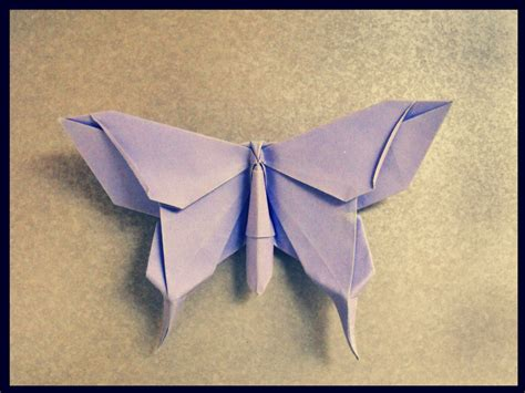 Butterfly Origami For - origami butterfly by alejandro delafuente on deviantart