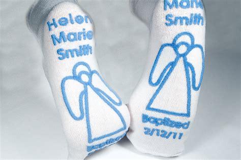 Unique Giveaways For Baptism - baptism giveaways grippy socks