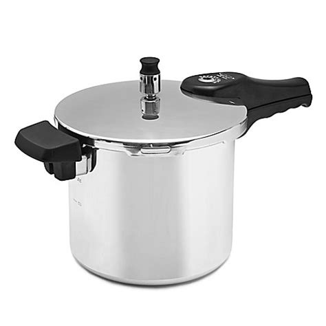 bed bath beyond pressure cooker 6 quart aluminum pressure cooker bed bath beyond
