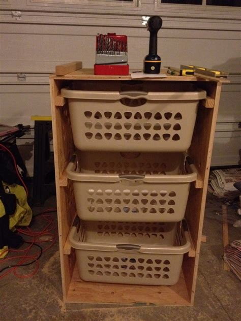 Laundry Basket Dresser by Laundry Basket Dressers Twinmamaloves