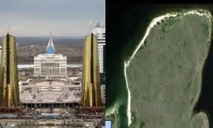 When Was The First House Built astana the illuminati capital of kazakhstan