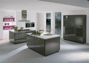 pictures of kitchens modern gray kitchen cabinets - pictures of kitchens modern gray kitchen cabinets