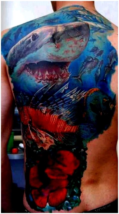 shark sleeve tattoo designs 35 most popular shark tattoos