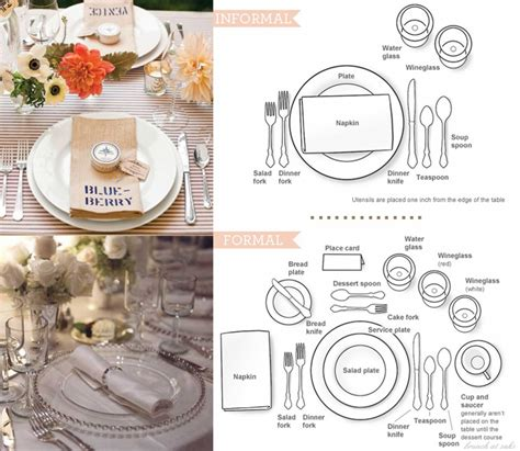 place settings pin informal place setting image search results on