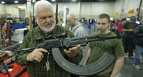 Gun Show Background Check Panel Oks Gun Background Checks Politico