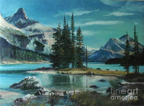 Landscape Artists In Canada Canadian Landscape Painting By Sorin Apostolescu