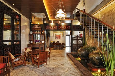 The Living Room Courtyard Cafe The Arms Hotel Best 10 Boutique Hotels Accommodations In Malacca