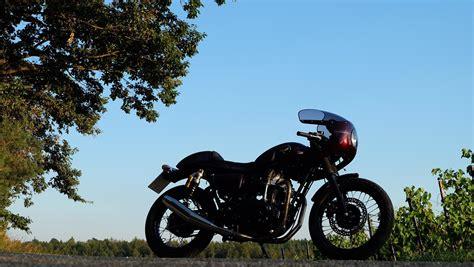 Motorrad Kawasaki W 800 by Umgebautes Motorrad Kawasaki W 800 Von Zweiradcenter