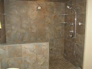 Ideas For Doorless Shower Designs Labyrinth Doorless Shower Design Doorless Shower Ideas In Labyrinth Doorless Shower Design
