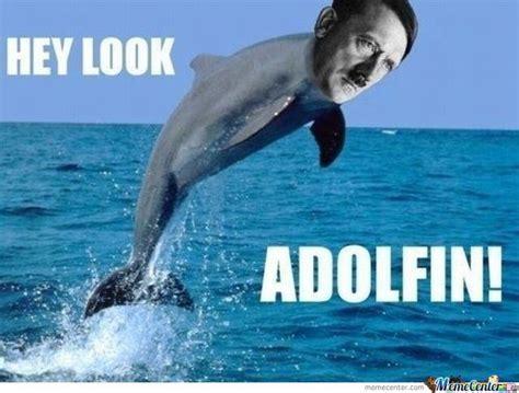 Dolphin Meme - a dolphin by freakymasterchief meme center