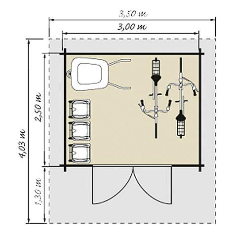 Bauhaus Stockholm Gartenhaus