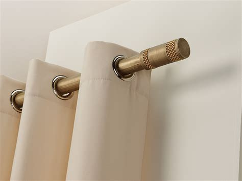 Curtains Rods For Bay Windows Pole To Pole