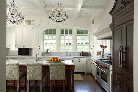 kitchen lighting ideas houzz schonbek 5771 76 heritage hand cut crystal island
