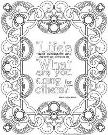 inspirational coloring pages for adults inspirational quotes coloring pages quotesgram
