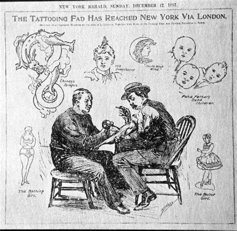 tattoo history in new york tattoo history on the lower east side in nyc untapped cities