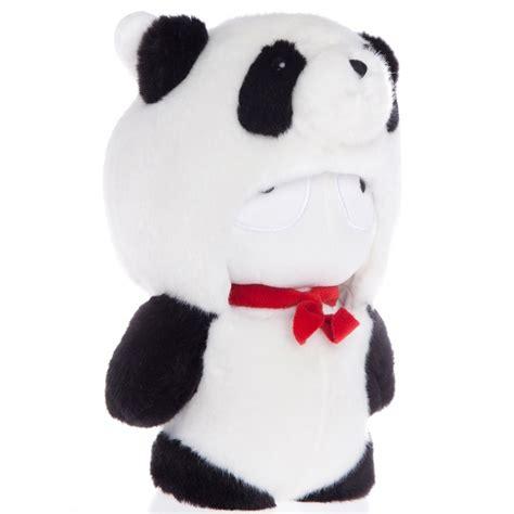 Plush Toy Boneka Xiaomi Mi Bunny Panda Version   White