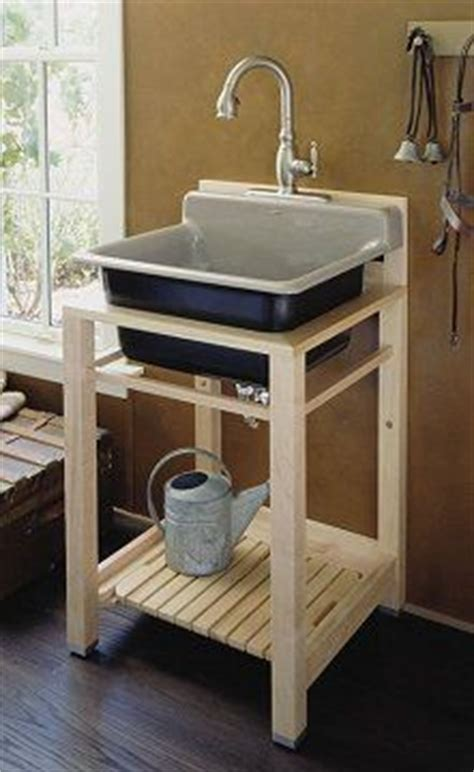 Affordable Cabin Plans 1000 ideas about utility sink on pinterest laundry