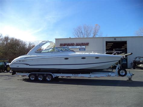 used fish and ski boats in wisconsin 2007 used formula 370 ss ski and fish boat for sale