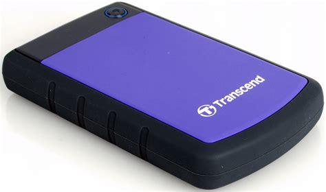 Harddisk Transcend transcend storejet m25h3 1 5tb portable drive review