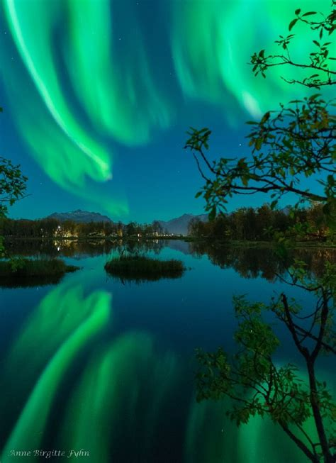 Auroras Taken By Birgitte Fyhn On September 20 2016