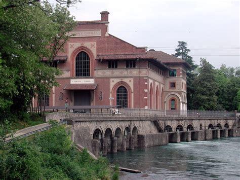 porto d adda centrale idroelettrica esterle