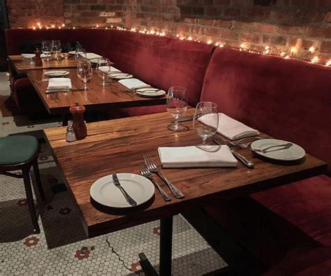 american table restaurant longleaf lumber chestnut restaurant tables