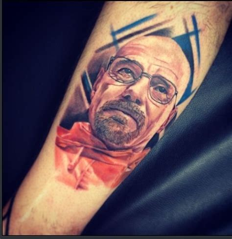 bryan cranston tattoo 70 best images about 3d tattoos on