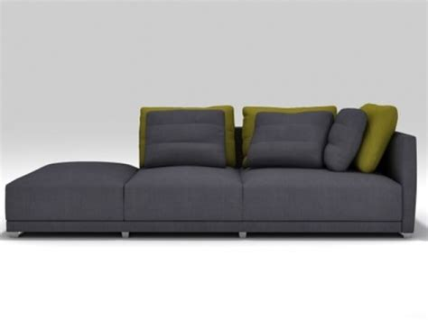 Sketch Sofa 3d Model Ligne by Sketch Large Corner Sofa 3d Model Ligne Roset