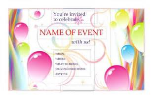 Invitation Publisher Template by Invitation Template Microsoft Publisher Http