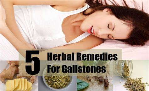 5 herbal remedies for gallstones best herbs for