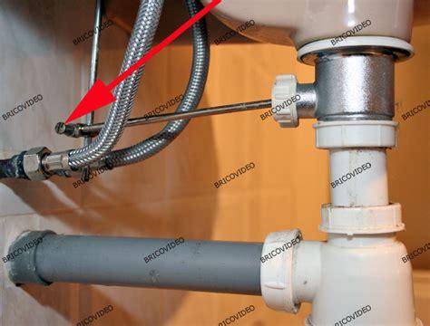 questions forum plomberie remplacement mitigeur