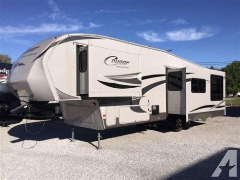 keystone cougar high country fifth wheeland travel trailer 2011 keystone rv cougar high country 299rks fifth wheels