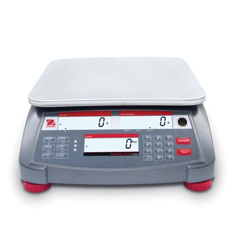 scales scales counting ohaus ranger count 3000 compact digital counting scale 6lb x 0 002lb ohaus rc41m30 ranger count 4000 counting scale 30 kg x 1 g ntep