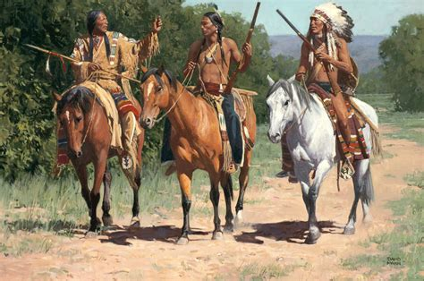 american indian american indian paintings western wallpaper 1920x1274 31884