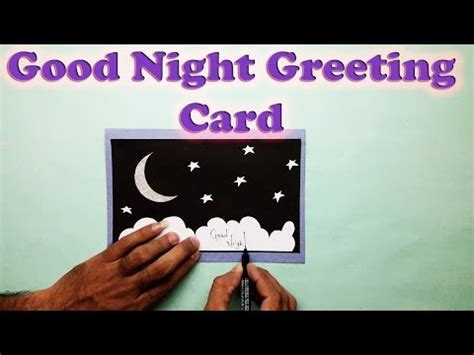 How To Make A Greeting Card Craft Idea
